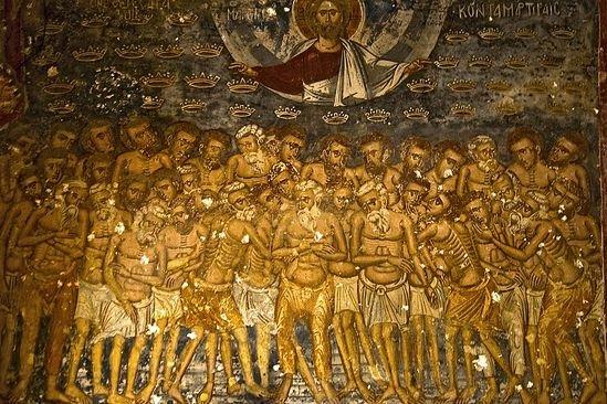 40 Севастийских мучеников