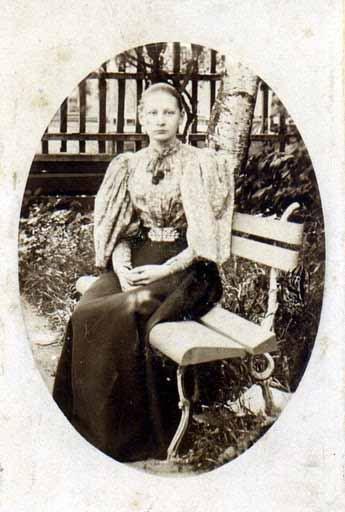 Новомученица Екатерина Арская. Фото 1910-1920 гг.
