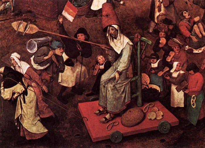 Почему христиане празднуют Масленицу