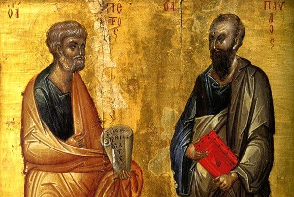 Петр и Павел: пост перед праздником