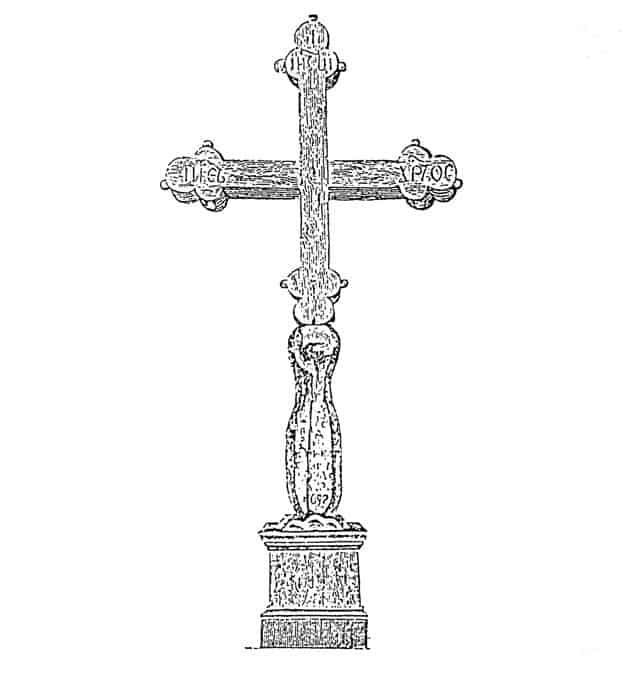 поклонные кресты в россии история вопроса православный
