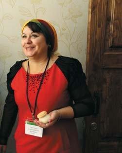 Наталья Александровна Буланова, директор Полотняно-Заводского детского дома-интерната в деревне Старки, Калужской области: