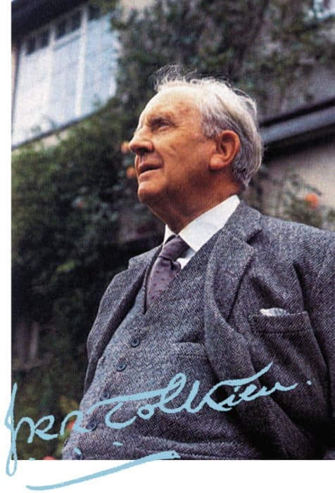 an introduction to the life of john ronald reuel tolkien a writer