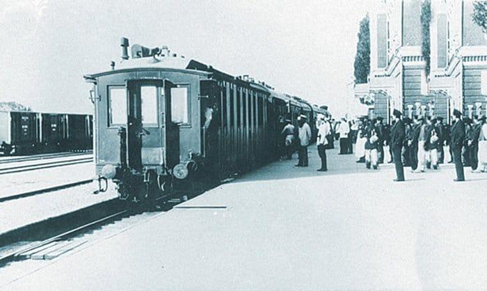 Вокзал в Нежине