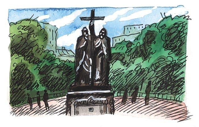 Жизнь Кирилла и Мефодия