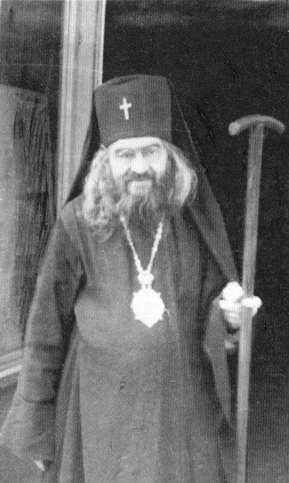 Святитель Иоанн Шанхайский. По Парижу босиком