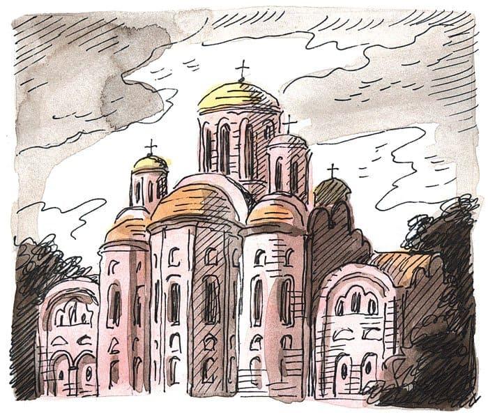 Крещение Руси: как это было