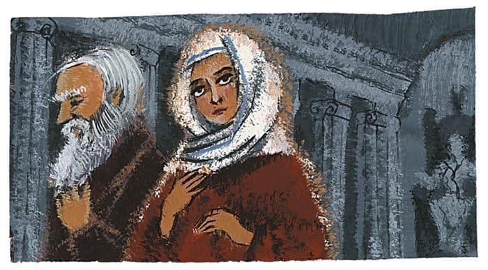 Мученица Татьяна, покровительница студентов