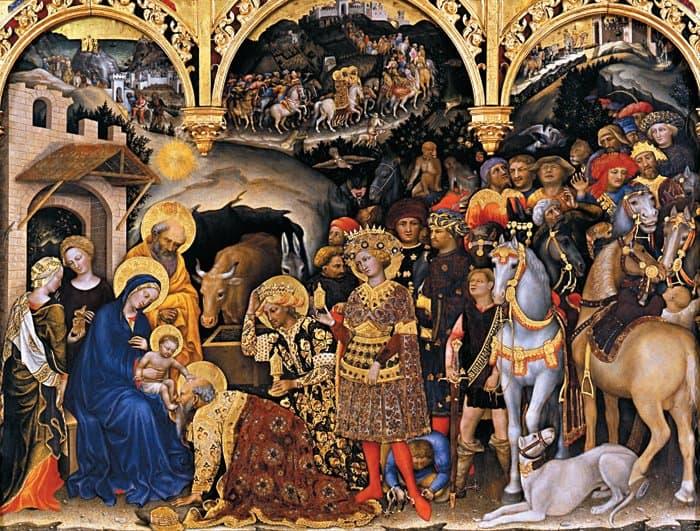 Что подарили волхвы младенцу и почему их подарки были мудры