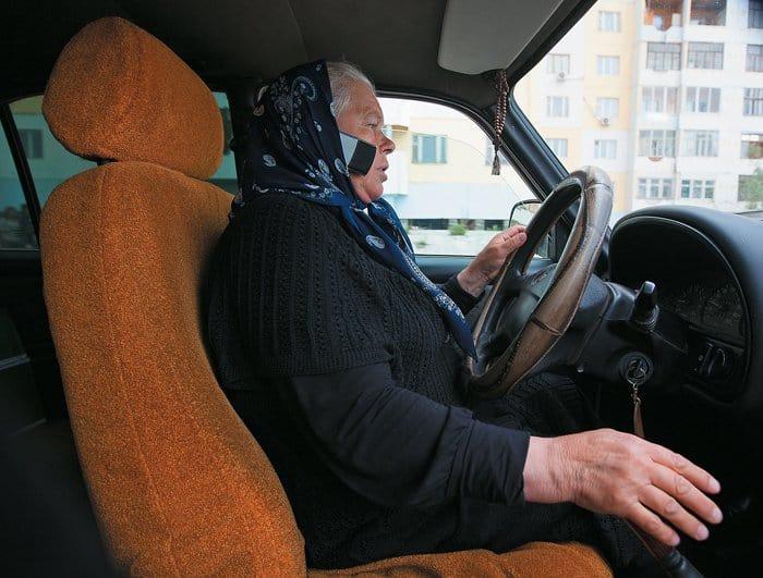 Прикольная картинка водителю