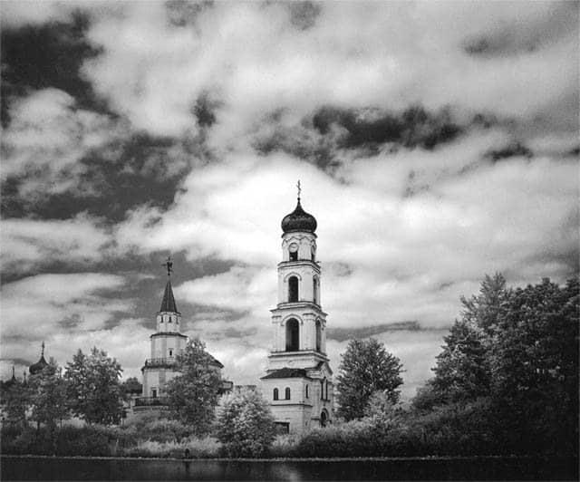Раифский Богородицкий монастырь. Фото Георгия Розова