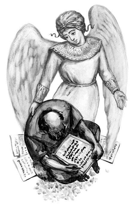 Иллюстрации Артема Безменова
