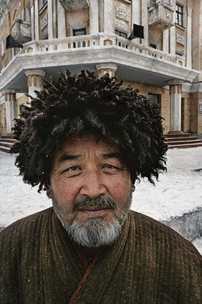 Репортаж со съемок Тео Ангелопулоса в Темиртау. 2007–2008 г.