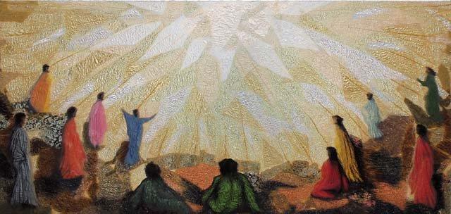Святой Дух: как и зачем Он пребывает с хриcтианами