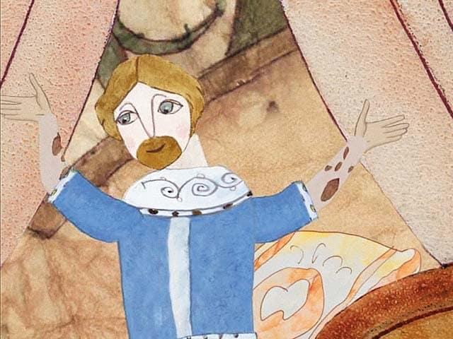 """""""Сказание о Петре и Февронии"""": нарисованная история настоящей любви"""