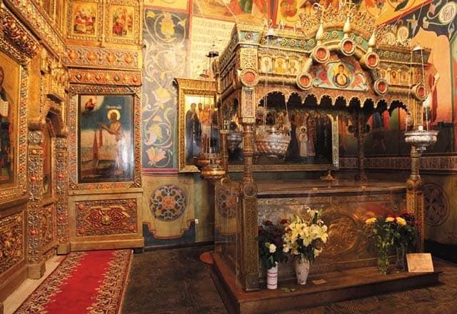 Храм Василия Блаженного - собор на Красной площади в Москве