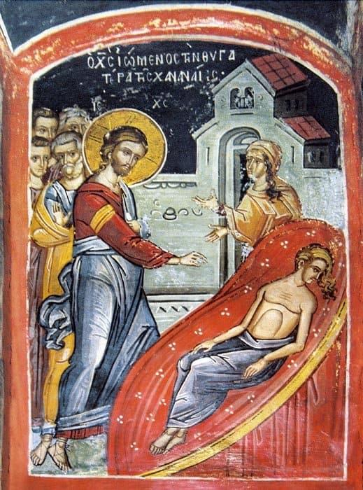 Предания «старцев». Материя и Дух. О знамениях (Мк 7-8)
