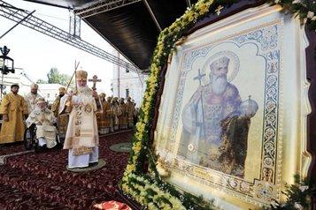 1025-летие Крещения Руси отметят не только в России, Украине и Белоруссии, но и в США