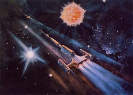 Алексей Леонов: Иконы в космосе