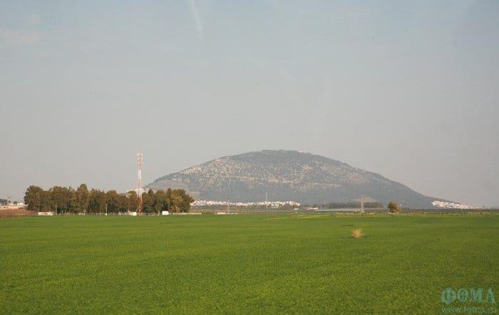 Гора Фавор: место Преображения