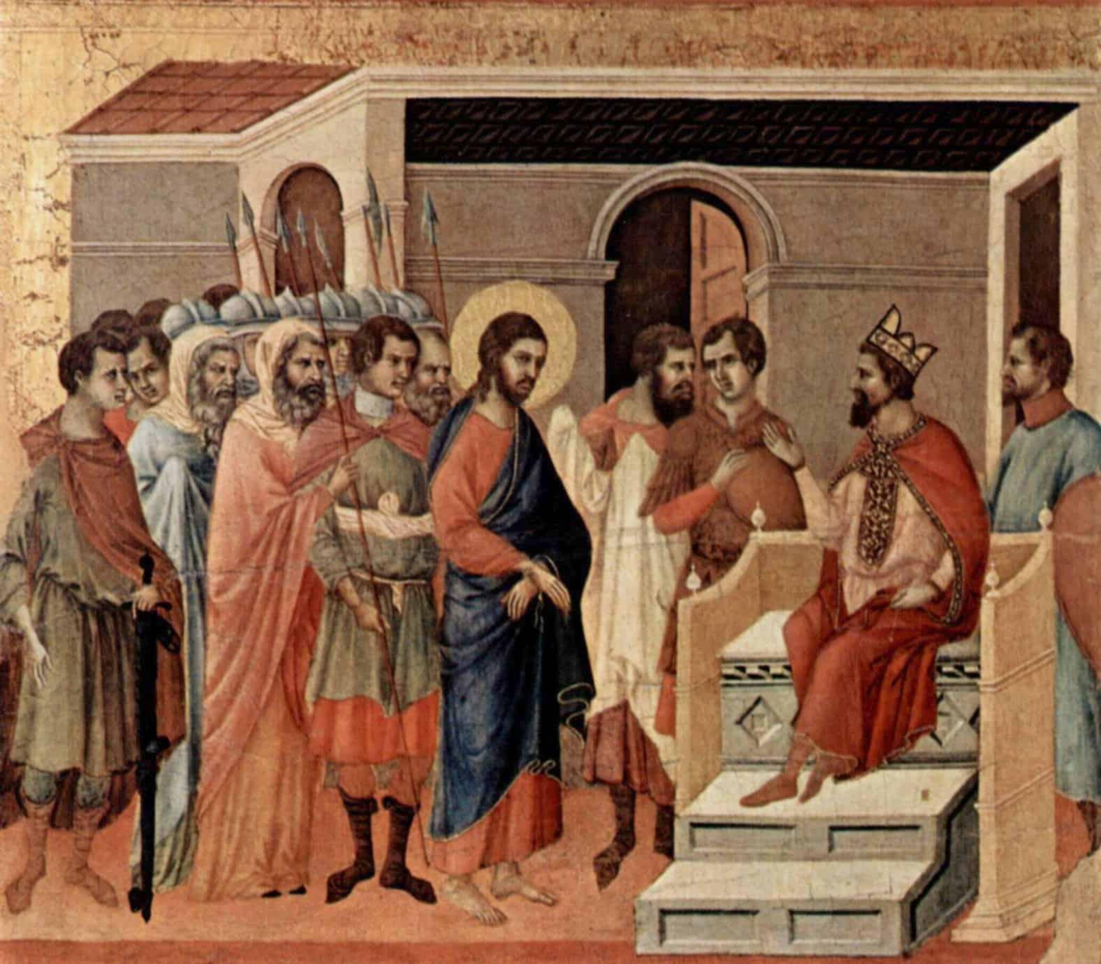 Следствие. Суд. Казнь. Воскресение (Мк 14:53-16:20)