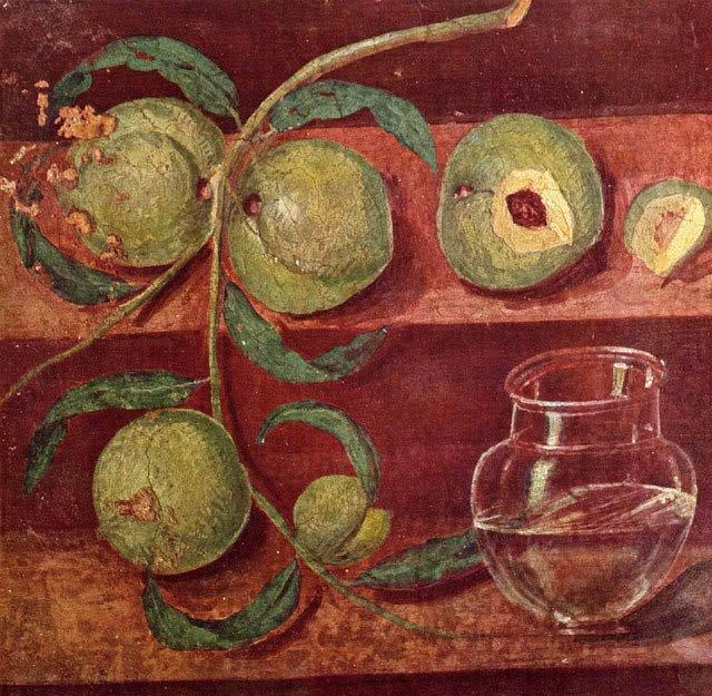 Ксении - фрески-натюрморты
