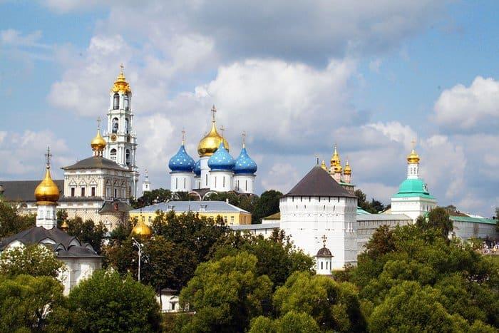 700 лет преподобному Сергию Радонежскому: полная программа торжеств