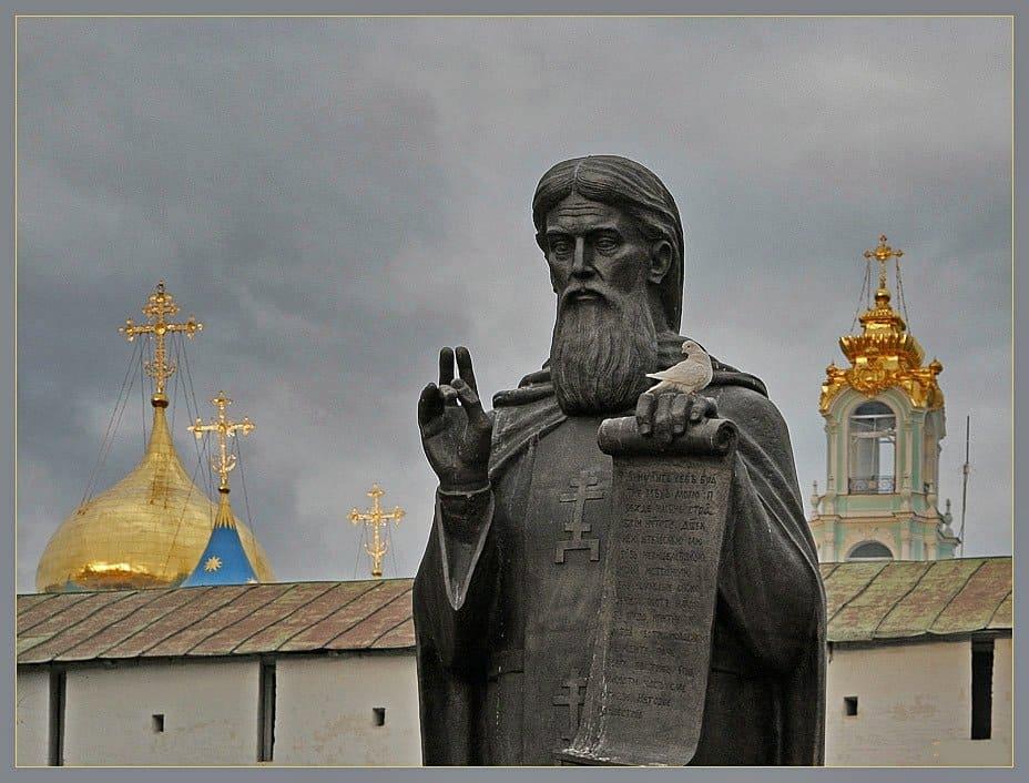 700-летие со дня рождения преподобного Сергия