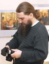 Кадры: Диакон Михаил Шумилов. Фоторепортаж