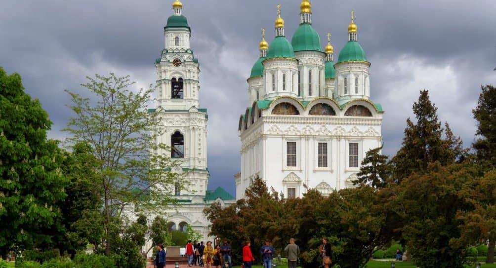 Астраханская область. Только факты