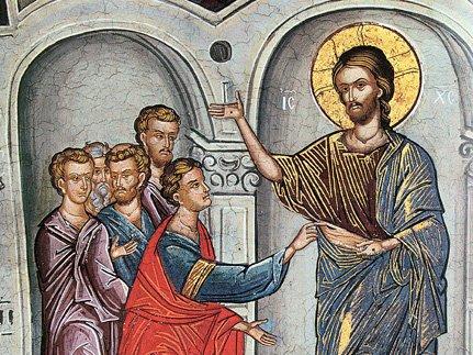 Сегодня - день апостола Фомы