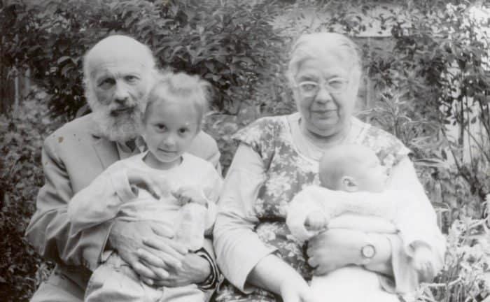 Последняя фотография. Июль 1994 г., деревня Свиридоново