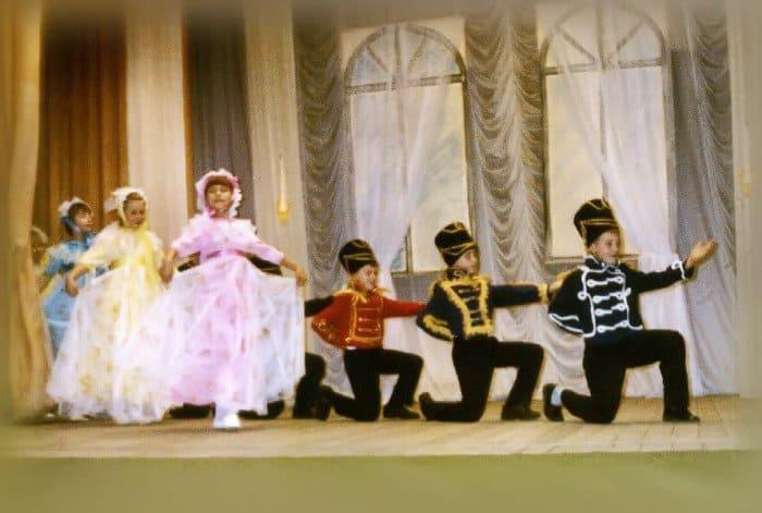 Театральная студия - Бородино