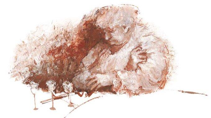 Рисунки Натальи Кондратовой