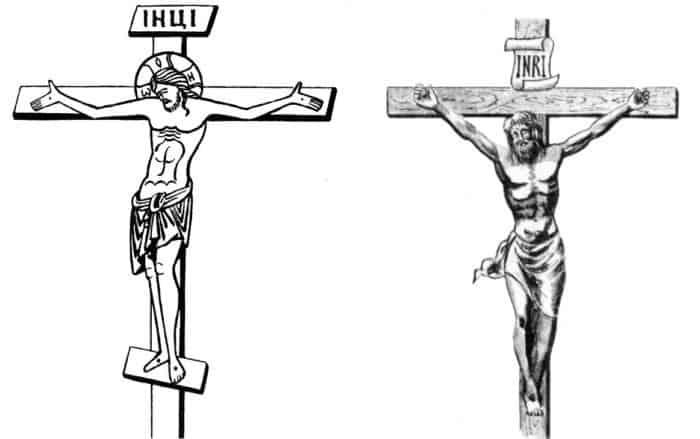 Почему православный крест такой сложный?