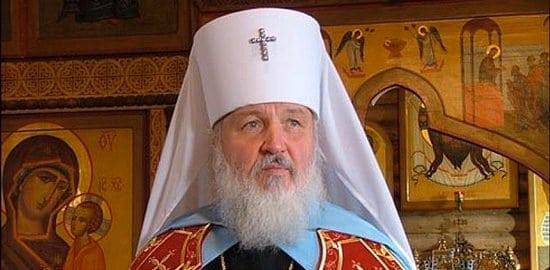 Митрополит Смоленский и Калининградский КИРИЛЛ: ХРАНИТЬ И ЗАЩИЩАТЬ