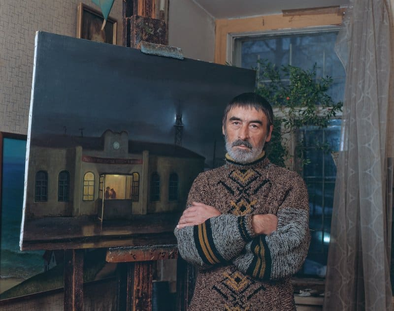 Художник Владимир Парошин