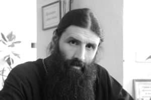 Священник Максим Первозванский