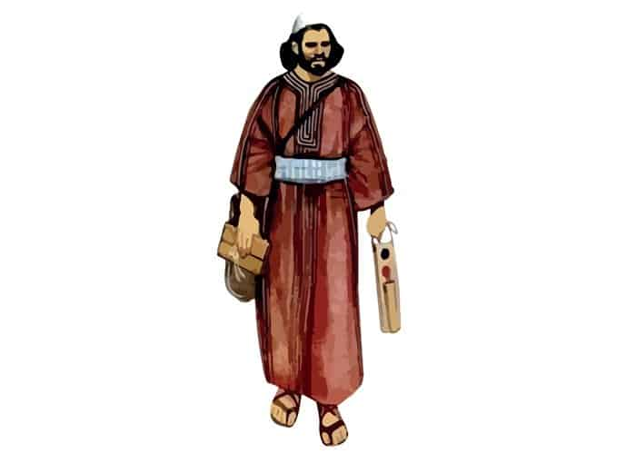 Тест: Кем бы ты был в Иудее перед рождением Иисуса Христа?