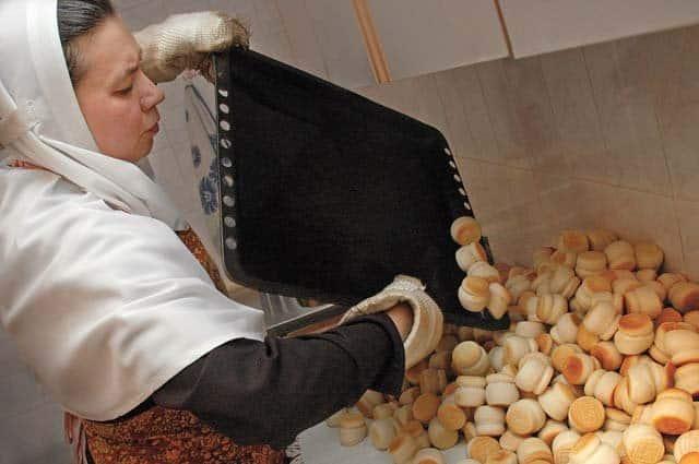 Просфора: литургический хлеб. Фоторепортаж Валентины Свистуновой