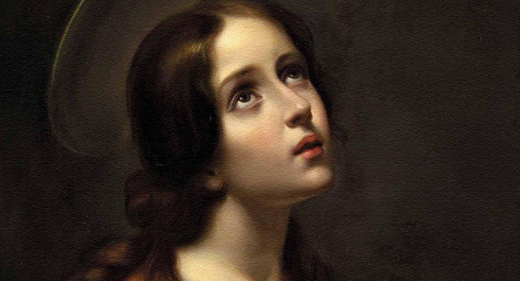 НА САМОМ ДЕЛЕ. Мария Магдалина
