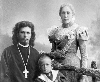 Священномученик Михаил (Накаряков)