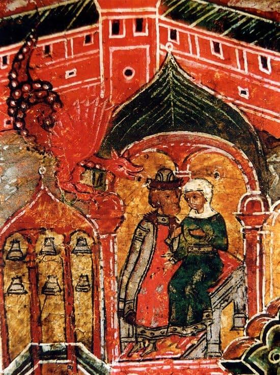 Петр и Феврония: брак по расчету?