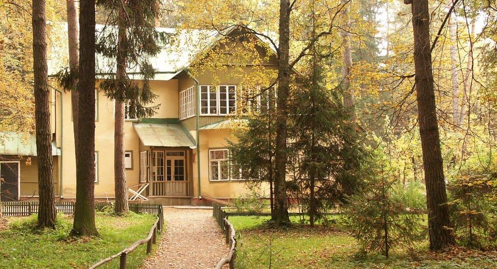 Лесной дом Корнея Чуковского