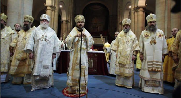 Митрополит Волоколамский ИЛАРИОН: Главным является то паломничество, которое происходит  в сердце