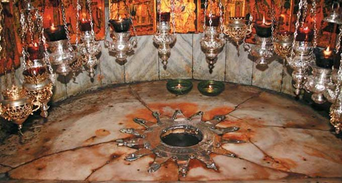 Храм Рождества Христова в Вифлееме: место, где родился Спаситель