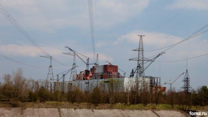 Чернобыль. Фото Юлии Маковейчук
