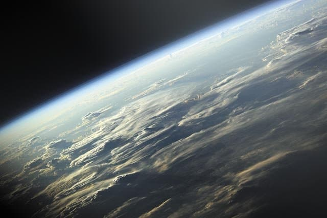 Юрий Лончаков: Открытый космос