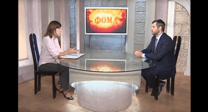Фома-ТВ: Как изменился мир после Воскресения Христова?