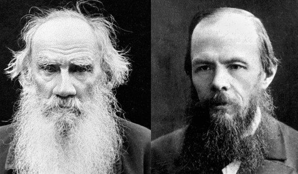 Толстой и Достоевский: потрясенные ужасом
